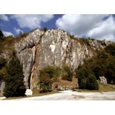 Baradla-barlang bejárata