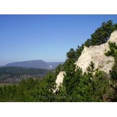 Pilis az Iváni-hegy felől