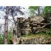 Ágasvár, sziklakibúvás