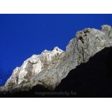 A Tordai-hasadék sziklafalai #2