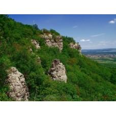 Kő-hegy sziklái #1