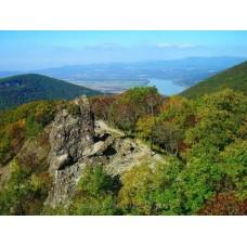 Kilátás a Vadálló-kövekről